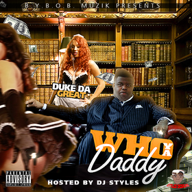 Who's Ya Daddy  Duke The Great front cover