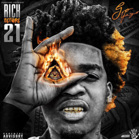 Rich Before 21 Go Yayo front cover