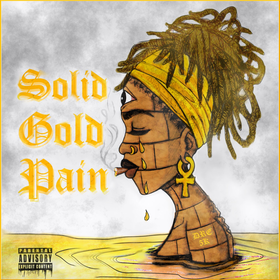 Solid Gold Pain Dre5k front cover