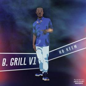 Boston Grill  V1 HB Keem  front cover