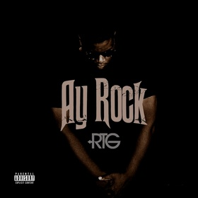 Ay-Rock - RTG (Ready To Go) DJ Stylz front cover