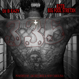 B2TB (Back 2 The Bandz) Big Fool 5tretxh front cover
