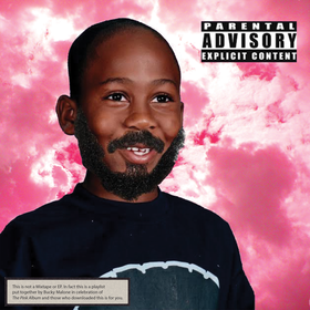 Pink $ummer Bucky Malone front cover