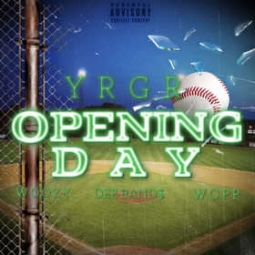 Opening Day Woozy front cover