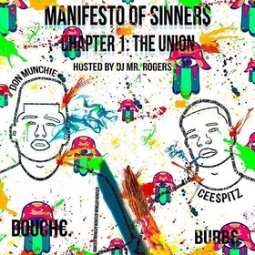 Manifesto Of Sinners Cee$pitz front cover