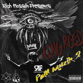 Rich Flossin Pain Muzik 2 by KingReed Hosted By Chill Will CHILL iGRIND WILL front cover