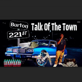 Scoota Blac - Talk Of The Town devybabi / DevyD front cover