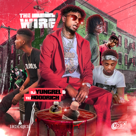 The Wire Vol. 2 DJ Yung Rel front cover