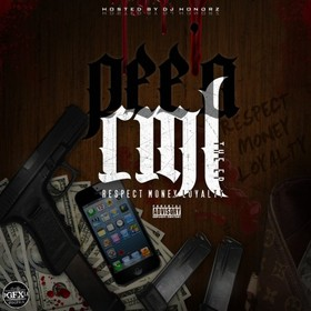 Respect Money Loyalty The EP Pee'a front cover