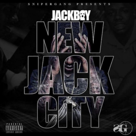 New Jack City Jackboy front cover