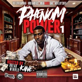Phenom Power 1 (Hosted By BWA Kane) DJ C-Roc front cover