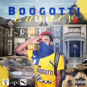 Boogotti Luxury Boot$ front cover