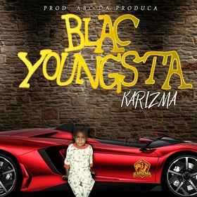 Blac Youngsta Karizma front cover