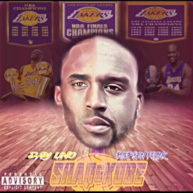 Day Uno and Purp Ben Frank presents Shaq&Kobe Filthy Money Mixtapes front cover