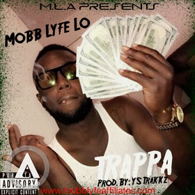 Trappa (EP) MobbLyfeLo front cover