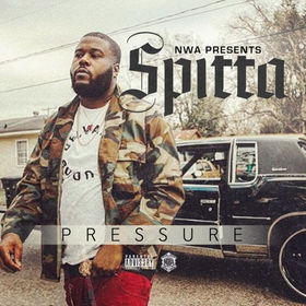 Pressure Spitta front cover