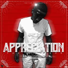 The Appreciation Louie B front cover