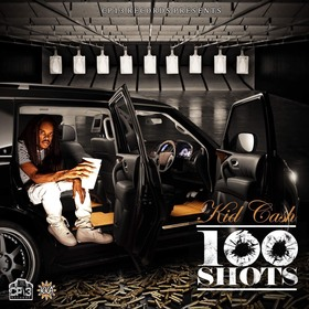 100 Shots Freestyle Kid Cash front cover