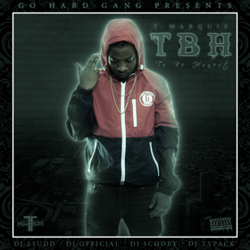 To Be Honest T-Marquis front cover