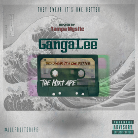They Swear it's One Better Ganga Lee  front cover