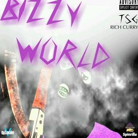 Bizzy World Rich Curry front cover