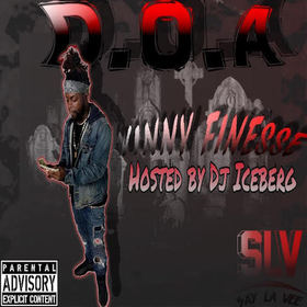 D.O.A. Vinny Finesse front cover