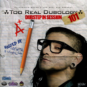 Too Real Dubology DJ Tati front cover