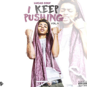 I Keep Pushin Vol.1 Lucas Coly front cover