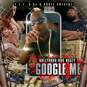 Google Me Hollyhood BooNasty front cover