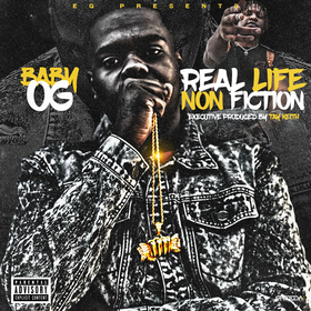 Real Life Non-Fiction Baby OG front cover
