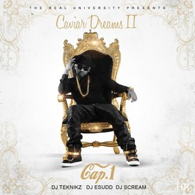 Caviar Dreams 2 Cap 1 front cover