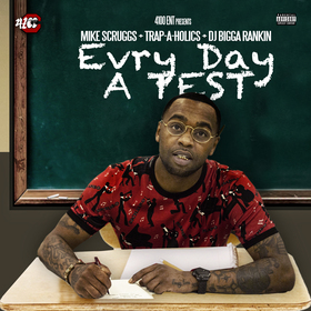 Evry Day A Test Mike Scruggs front cover