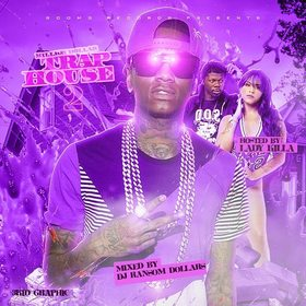 Million Dollar Trap House Pt.2 ( Hosted By Lady Killa) DJ Ransom Dollars front cover