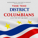District Of Columbians by Tone Teno