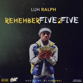 RememberFive2Five Luh Ralph front cover
