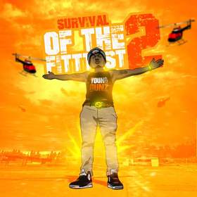 Survival Of The Fittest 2 (Reloaded) Young Gunz front cover