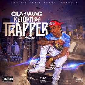 Return Of A Trapper Ola Swag front cover