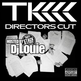 Tha Director's Cut TK front cover