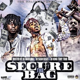 Secure The Bag DJ Mad Lurk front cover