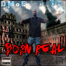 Born Real D.M.o.E front cover