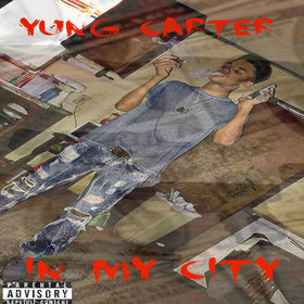 In My City Yung Carter front cover