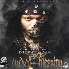 Cursed With A Blessing Montana Of 300 front cover