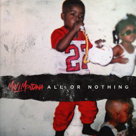 All Or Nothing Milli Montana front cover