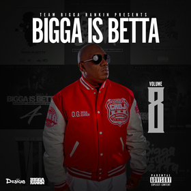 Bigga is Betta 8 Bigga Rankin front cover