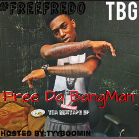 Free Da BangMan TyyBoomin front cover