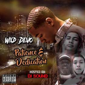Wild Devo - Patience & Dedication DJ Konnect  front cover