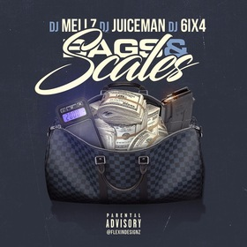 Bags & Scales DJmellz1017 front cover