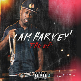 Yung Harvey - I AM Harvey The Ep TyyBoomin front cover