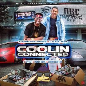 Coolin & Connected DJ Effect front cover