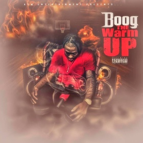 The Warm Up Boog front cover